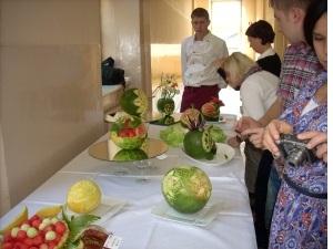Konkurs Gastronomiczny w Krakowie